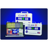 36Pw Class B First Aid Kit