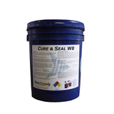Cure & Seal WB Water Based Sealant - 25% Solid 5 gallon