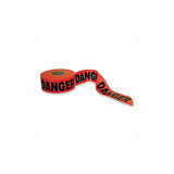 3IN x 1000FT DANGER TAPE RED RAM LOGO