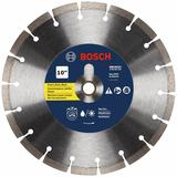 10 In. Premium Segmented Rim Diamond Blade for Universal Rough Cuts