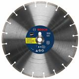 14 In. Standard Segmented Rim Diamond Blade for Universal Rough Cuts