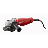 11 Amp 4-1/2 In. Small Angle Grinder Paddle, No-Lock