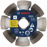 4 In. Premium Segmented Rim Diamond Blade for Universal Rough Cuts